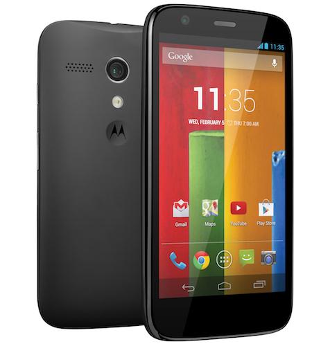 Moto G by Motorola Smartphone
