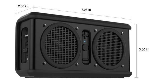 Skullcandy Air Raid Bluetooth Speaker