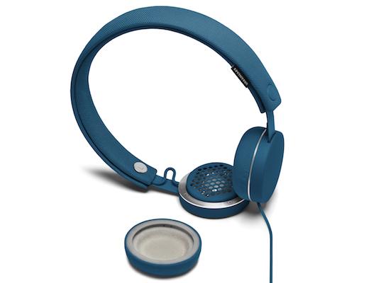 Urbanears Humlan Headphones Indigo