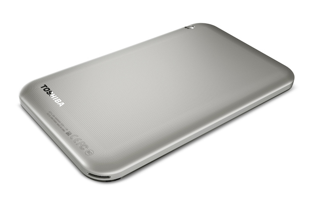 Toshiba Excite7 Tablet Back