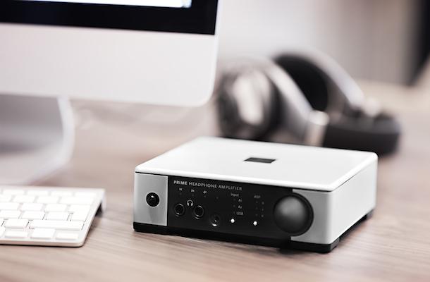 Meridian Prime Headphone Amplifier Photo