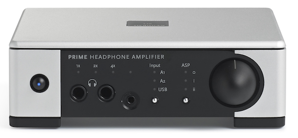 Meridian Prime Headphone Amp Front