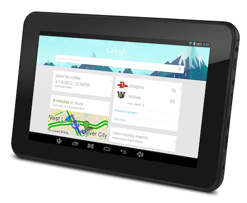 Ematic EGQ307 Android Tablet