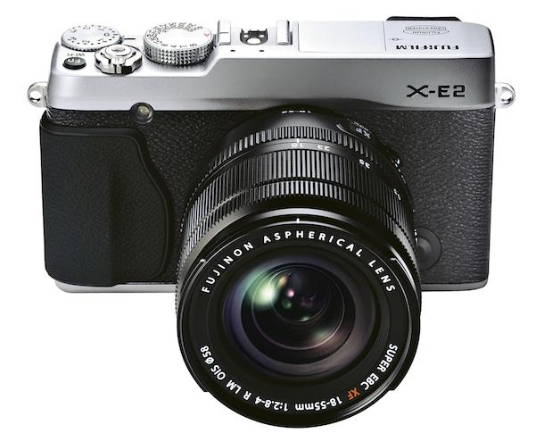 FujiFilm X-E2 Interchangeable Lens Camera