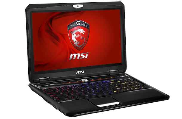 MSI GT60 3K Notebook