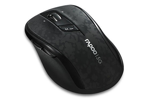 Rapoo 7100p Wireless Optical Mouse