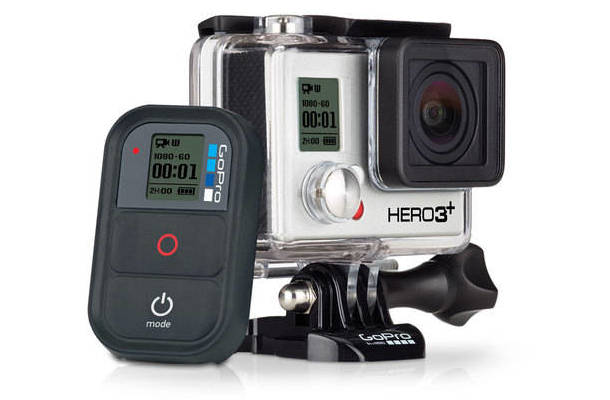 GoPro Hero3+ Wearable Camcorder