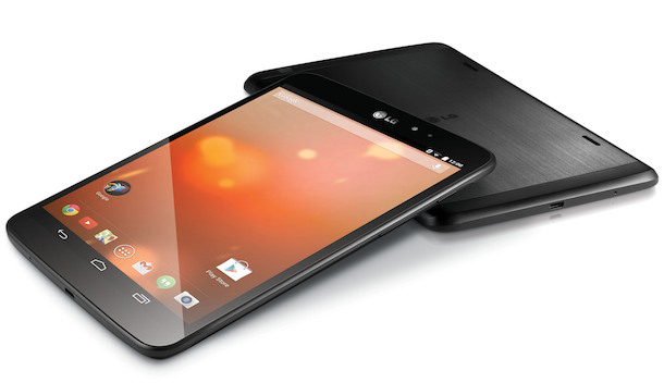 LG G Pad 8.3 Google Play Edition Tablet