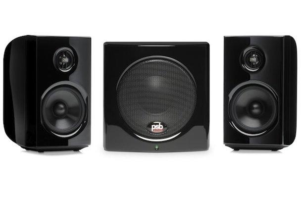 PSB Alpha 1-100 Desktop Speaker System