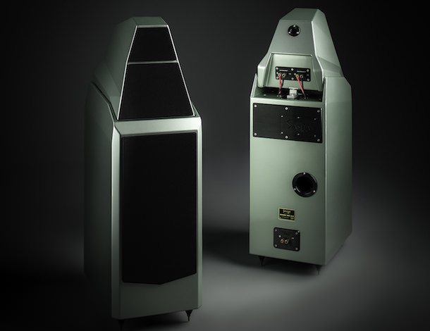 Wilson Audio Sasha Series 2 Loudspeakers Ecoustics Com