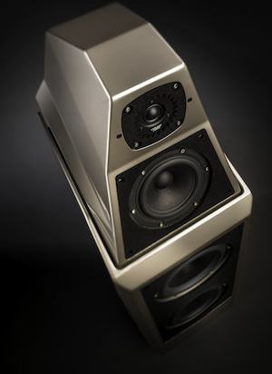 Wilson Audio Sasha Series-2 Loudspeakers Top View