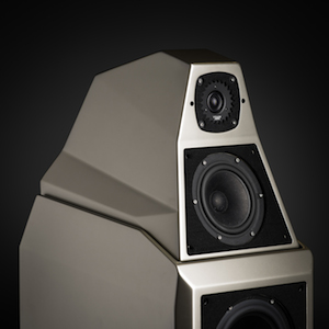 Wilson Audio Sasha Series-2 Loudspeakers Mid and Tweeter
