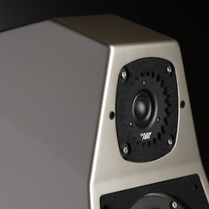 Wilson Audio Sasha Series-2 Loudspeakers Tweeter Angle