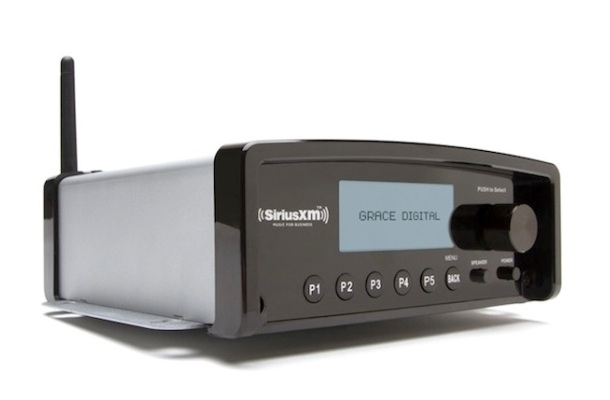 Grace Digital GDI-SXBR1 SiriusXM Music Player for Business