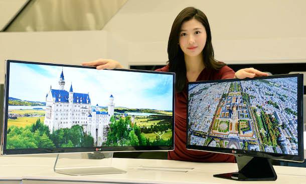 LG 34UM95 and 29UM65 Monitors