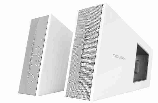Microlab FC10 Triangle Speaker System