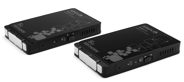 Kinivo WHD110 Wireless 5GhZ HDMI extender kit