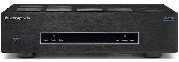 Cambridge Audio Azur 651W Power Amplifier