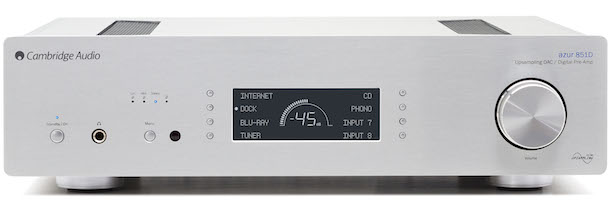 Cambridge Audio Azur 851D Digital-Analog Converter
