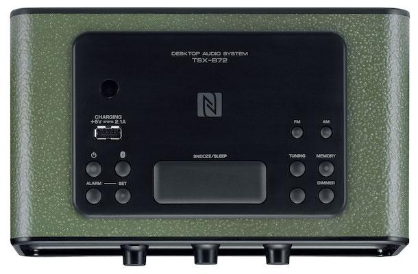 Yamaha Tsx B72 Bluetooth Clock Radio Ecoustics Com