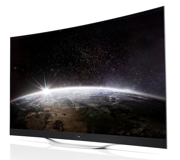 LG 77EC9800 Ultra HD Curved OLED TV