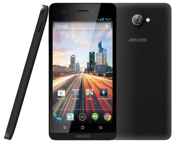 ARCHOS Helium 45 and 50 Smartphones