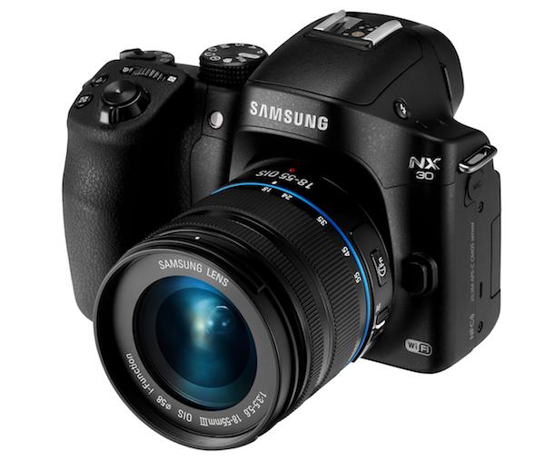 Samsung NX30 Interchangeable Lens Camera