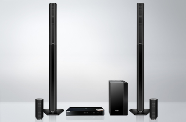 Samsung HT-H7730WM Blu-ray Home Entertainment System