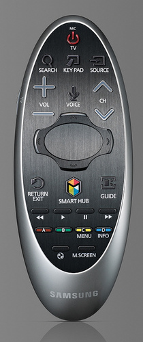 2014 Samsung Smart Control Front