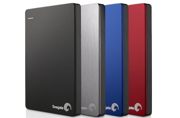 Seagate Backup Plus Slim Portable Hard Drives