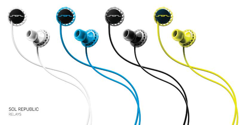 Sol Republic Relays In-ear Headphones