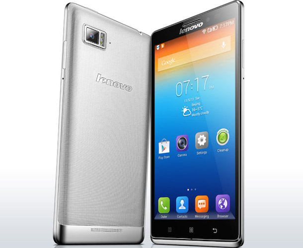 Lenovo Vibe Z LTE Smartphone