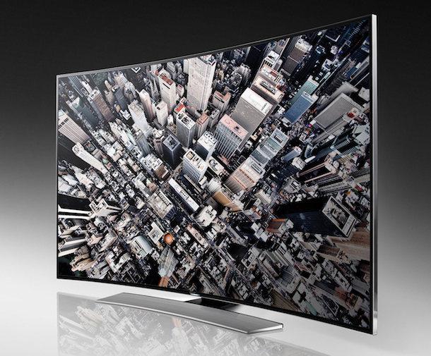 Samsung U9000 Ultra HD Curved TV