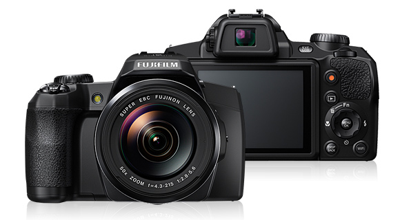 FujiFilm Finepix S1 Superzoom Digital Camera