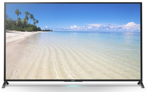 Sony BRAVIA W850B Series LED HDTV