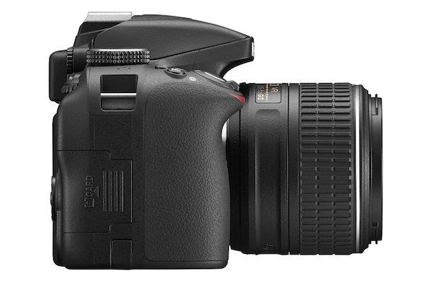 Nikon D3300 Side