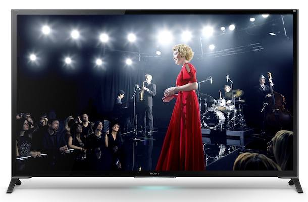 Sony XBR-X950B Series 4K Ultra HD TV