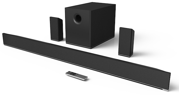 "VIZIO 54"" S5451w-C2 5.1 Home Theater Sound Bar"