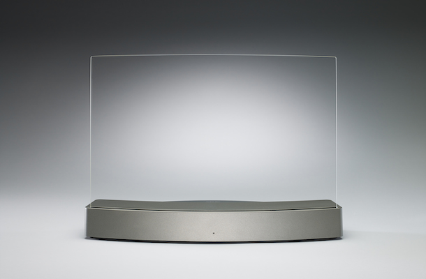 ClearView Audio Clio Invisible Speaker