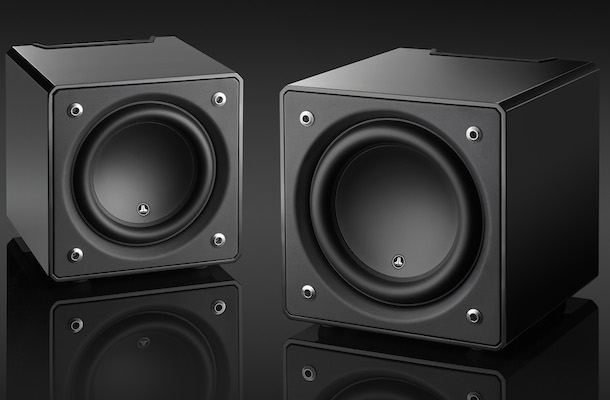 JL Audio E-Sub e112 and e110 Subwoofers
