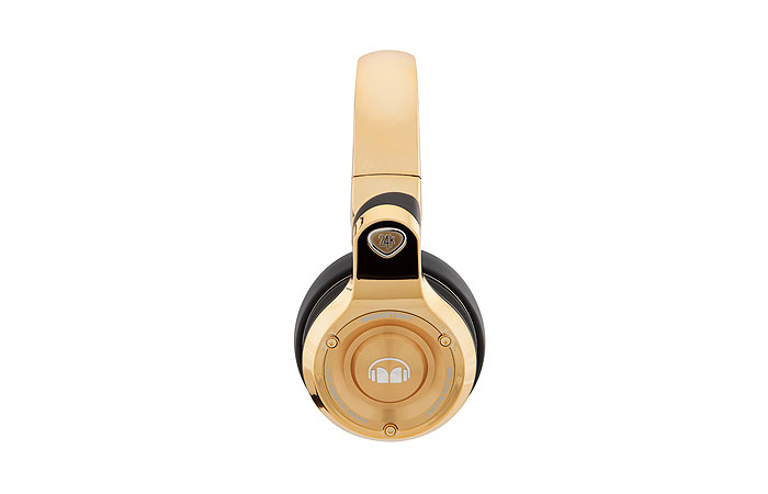 Monster 24K Headphones Side