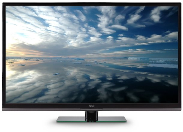 Seiki SE39UY04 4K Ultra HD TV