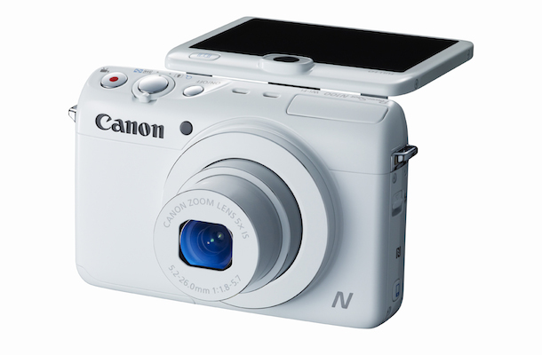 Canon PowerShot N100 Wi-Fi Digital Camera