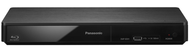 Panasonic DMP-BD91 Blu-ray Player