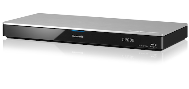 Panasonic DMP-BDT360 Smart Network 3D Blu-ray Disc Player