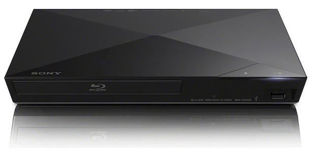 Sony BDP-S3200 Blu-ray Disc Player