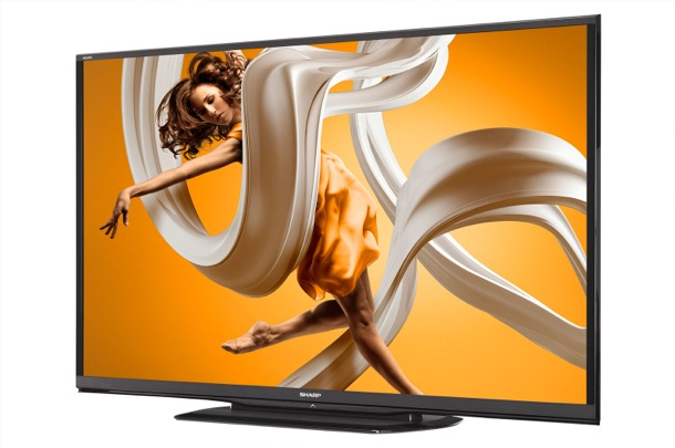 Sharp Aquos HD Series TV