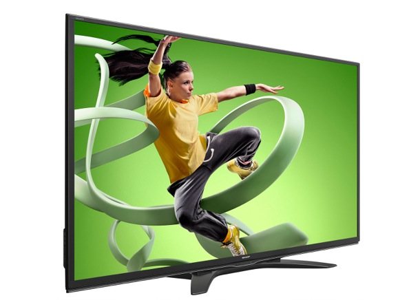 Sharp AQUOS Quattron Series HDTV
