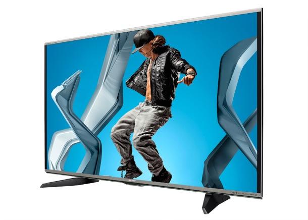 Sharp Aquos Quattron+ Series HDTV