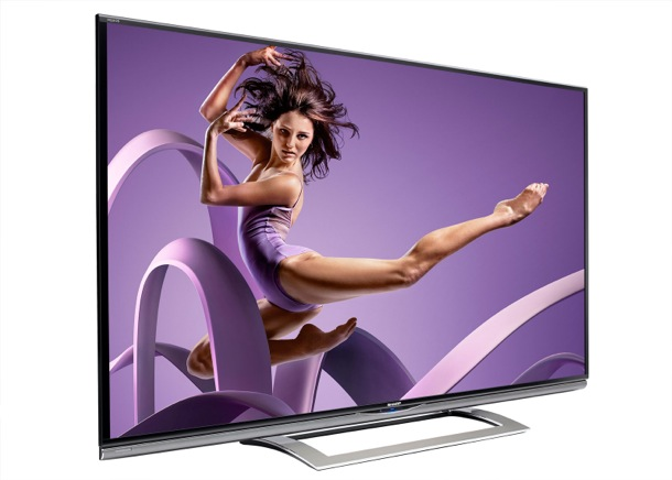 Sharp Aquos 4K Ultra HD TV
